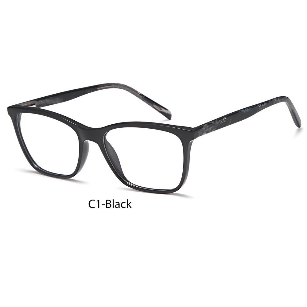 2021 Fashion Unique Man  Acetate Optical Frames Hand Made Eyewear Eye Glasses Custom Oem Eyeglasses Frames for Men Women