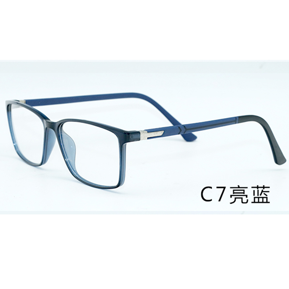 Glasses 2021 In Stock High Quality Factory Classic PC Brand new designer rubber pc injection