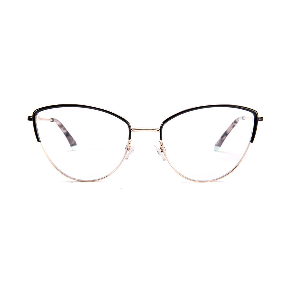 Popular New Style Make Order Round Metal Optical Frame