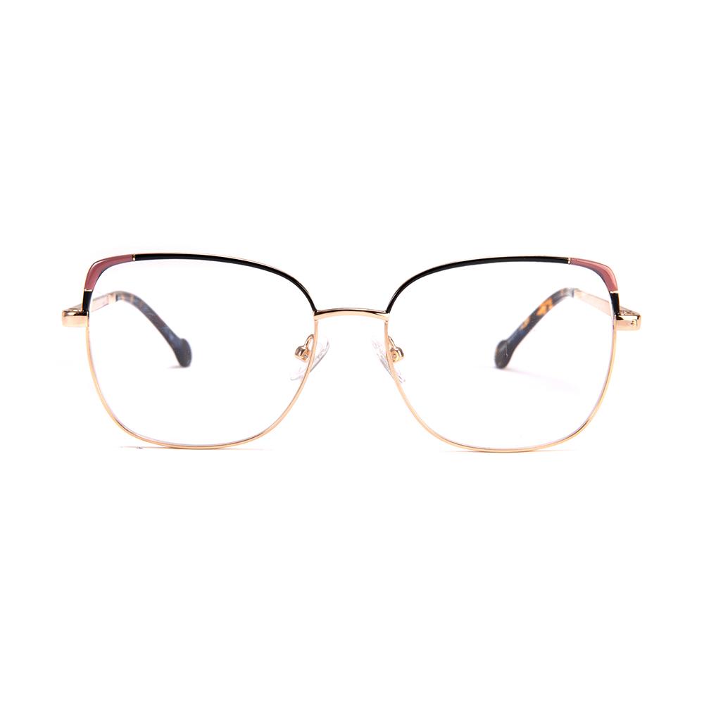 Popular Fashion Style Make Order Metal Optical Frame