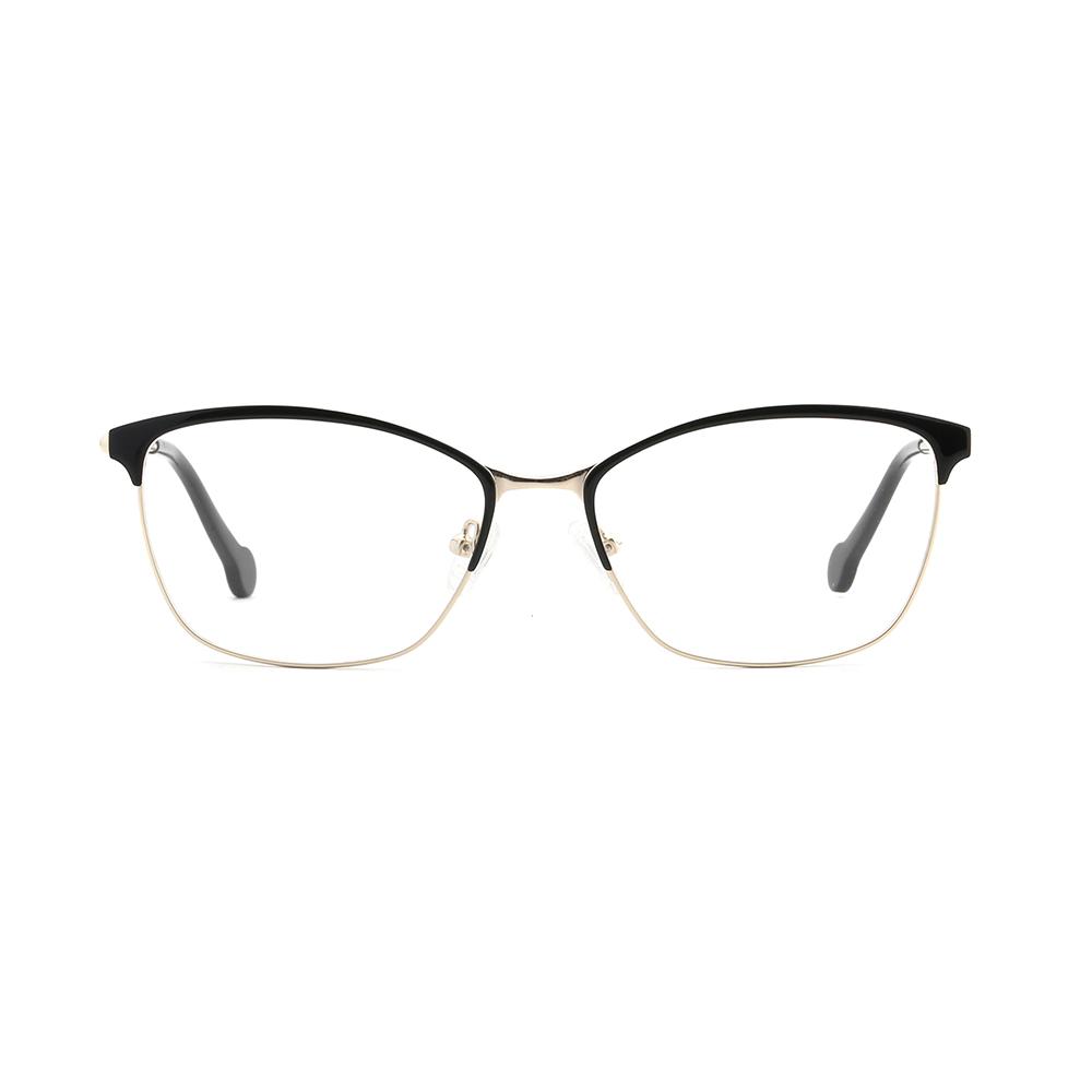 High Quality New Style Make Order Metal Eyeglasses
