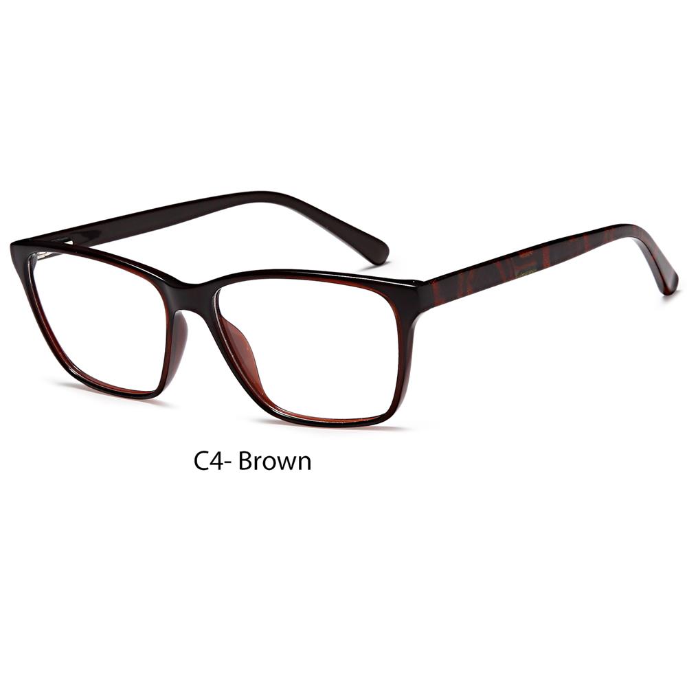 2021 Latest Style Acetate Eyeglasses Simple Design Acetate Optical Frame Eyewear