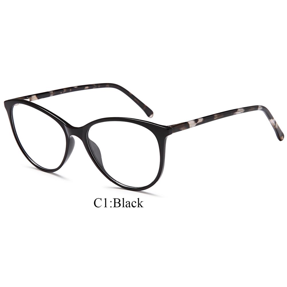 2021 Trendy OEM/ODM Blue Light Blocking Glasses Acetate Optical Frame for Women man Eyeglasses Frames