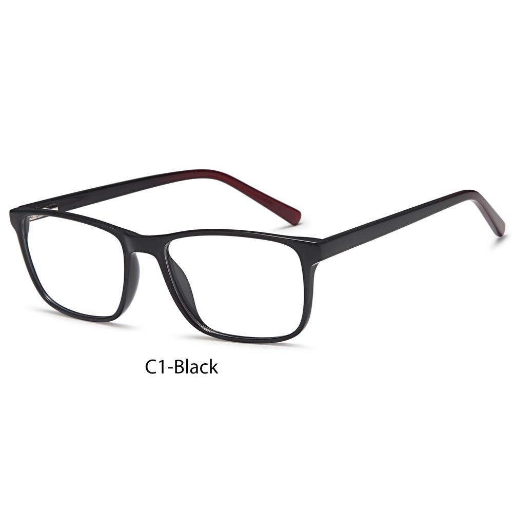 2021 New design custom logo fashion prescription computer acetate anti blue light optical glasses eyewear eyeglasses frames