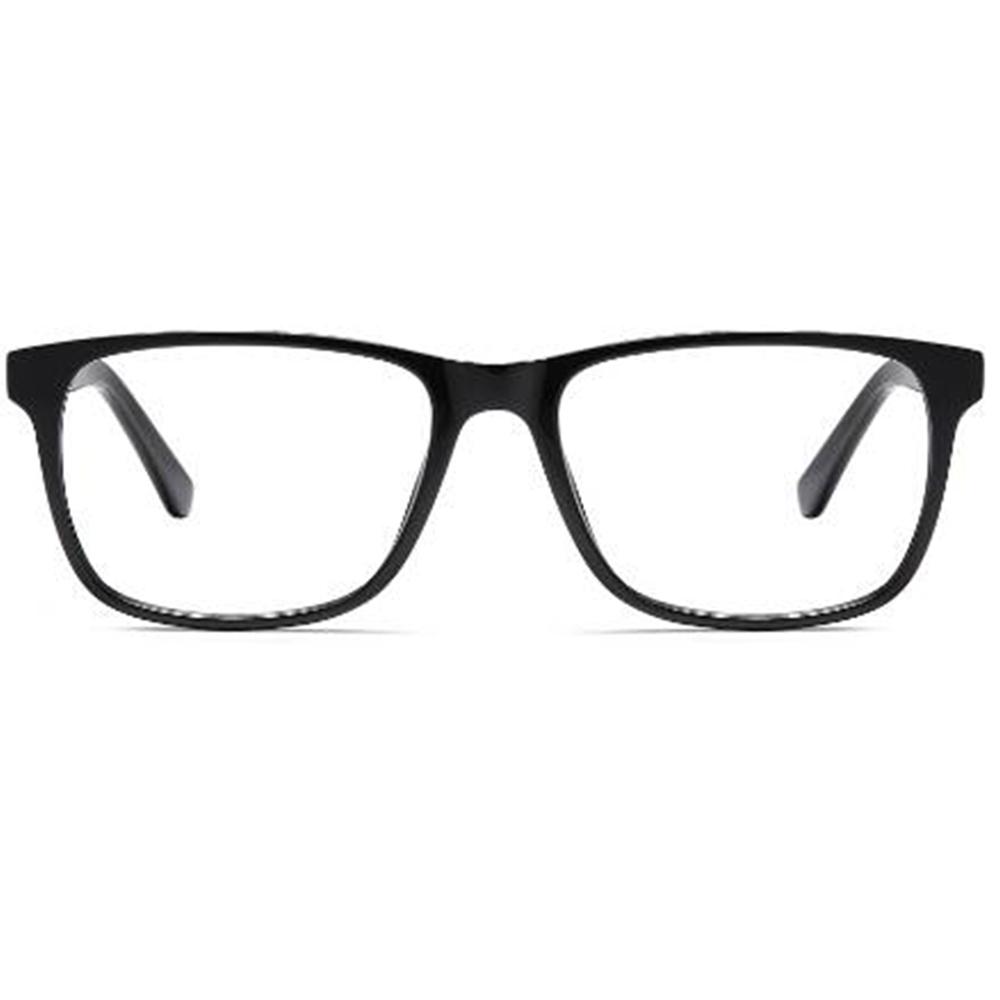 2021 Fashion Unique Man Square Acetate Optical Frames Eyewear Eye Glasses Custom Oem Eyeglasses Frames for Men Women